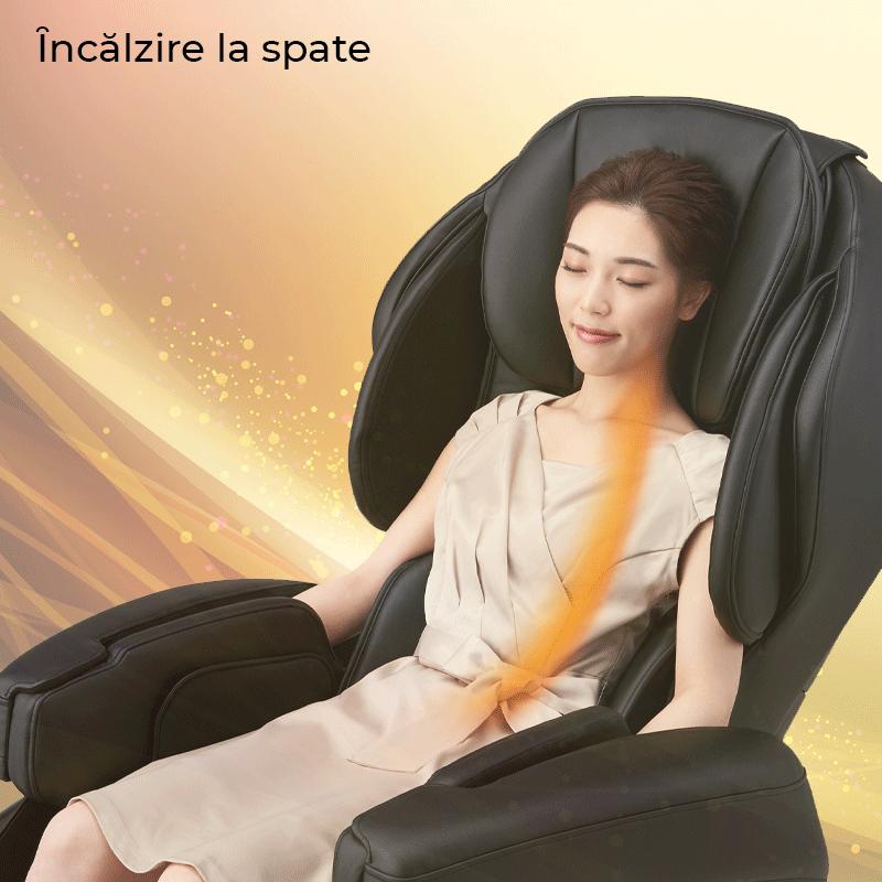 Descoperă luxul relaxării