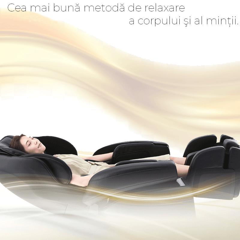 Cea mai bună metodă de relaxare a corpului şi al minții.