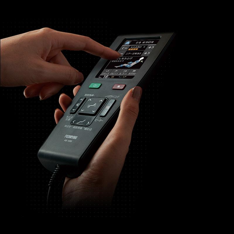 Telecomanda cu ecran touch color