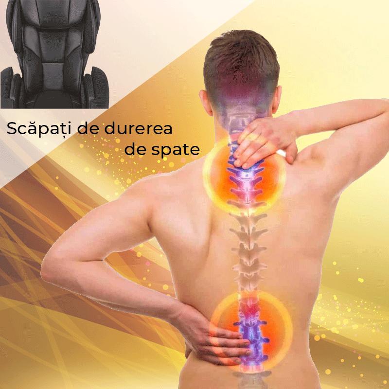 Scăpați de durerea de spate