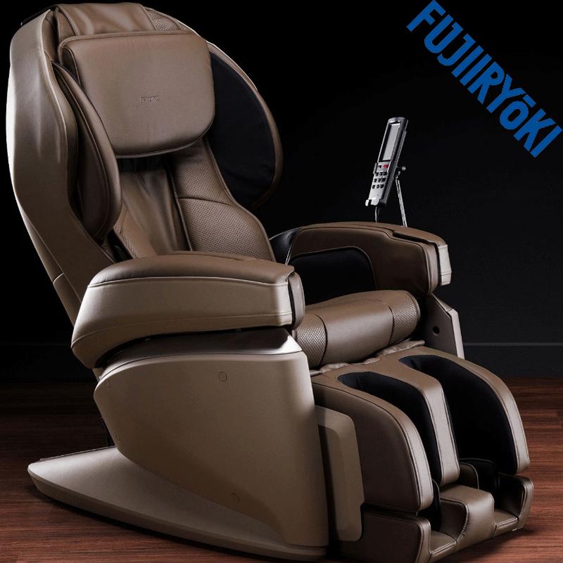 Fotoliu cu masaj Fujiiryoki JP-2000 5D+AI Editie Limitata,