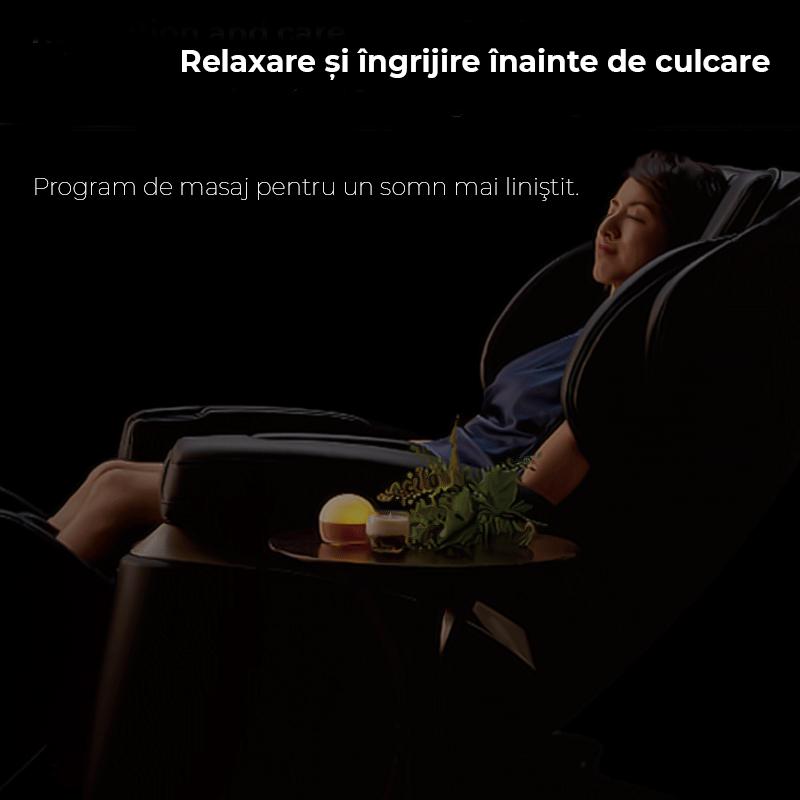 Relaxare și îngrijire înainte de culcare