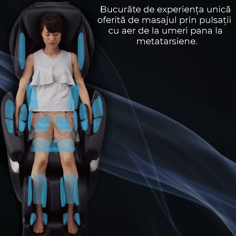 Masajul cu perne de aer