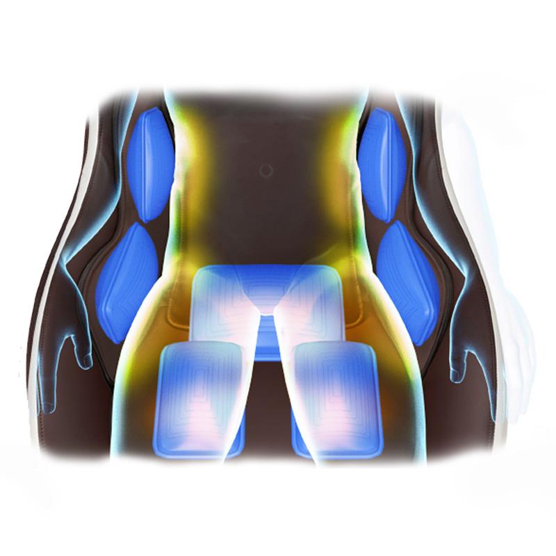 Masaj de spate in 3D