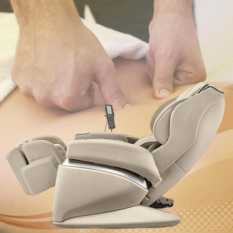 3 tipuri de masaj cu perne de aer