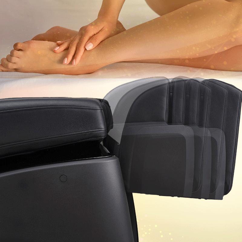 Suport pentru picioare extensibil