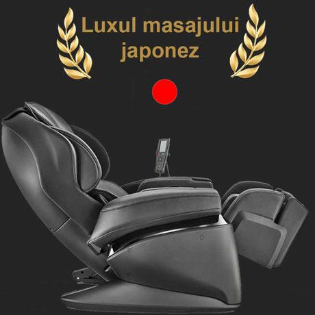 scaun cu masaj japonez